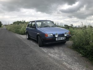 1985 XR2 Full Restoration For Sale