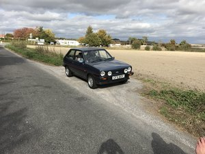 1983 Immaculate XR2 For Sale
