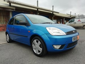 2003 Ford Fiesta 1.4 16v Zetec + Great S/History + First Car  SOLD