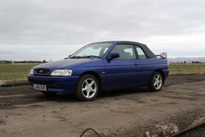 1993 Ford Escort Silhouette at Morris Leslie Auction 25th May For Sale by Auction