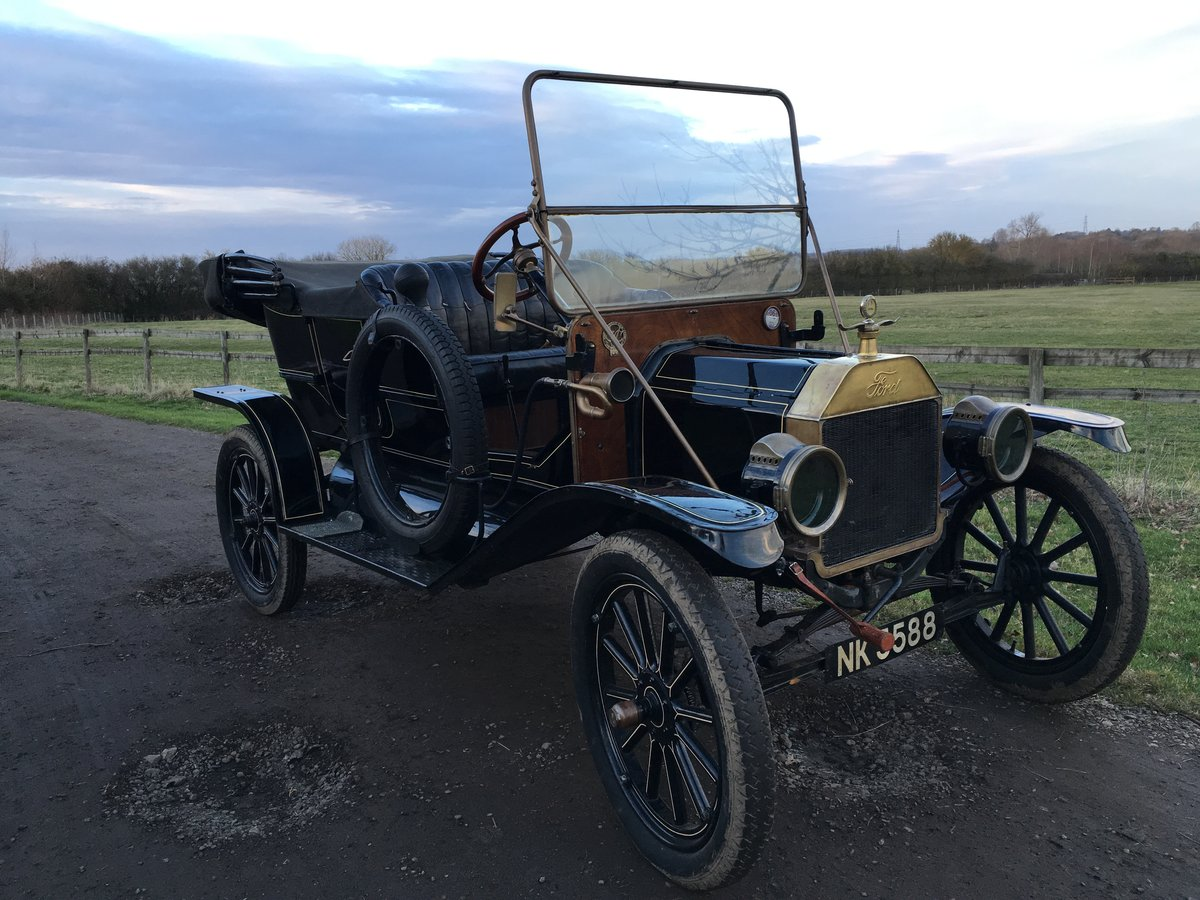 1911 RHD Model T Ford Tourer For Sale (picture 2 of 2)