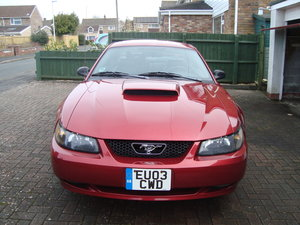 2003 Ford Mustang GT 4.6 V8 Petrol (Auto).  For Sale