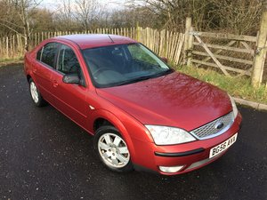 2006 STUNNING! Ford Mondeo 1.8 Zetec. Only 47,500 mls! With FSH For Sale