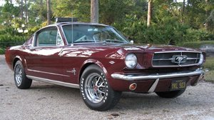 1965 Mustang Fastback, wonderful condition, V8 Automatic  For Sale