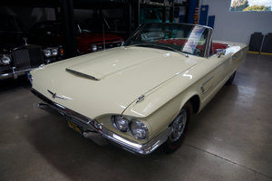 Orig Calif 1965 Ford Thunderbird 390/300HP V8 Convertible SOLD