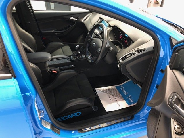 2017 Focus MK3 RS Full Option Car Including Sunroof SOLD (picture 3 of 6)