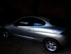 2000 Ford Puma 1.7i ***Incredible example***