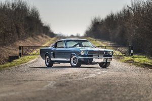 1965 - Ford Mustang Shelby Fastback   For Sale by Auction