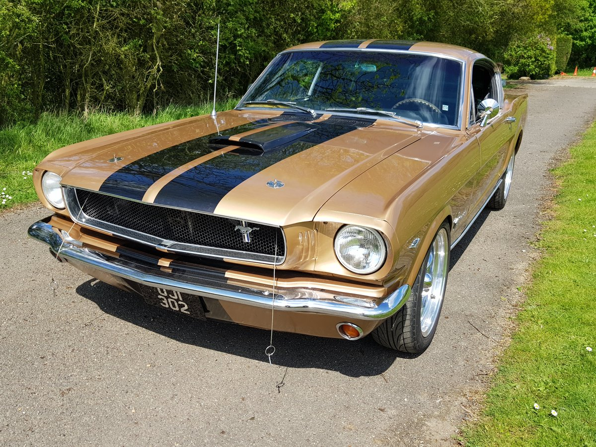 1965 Mustang Fastback, 302 Automatic  For Sale (picture 4 of 6)