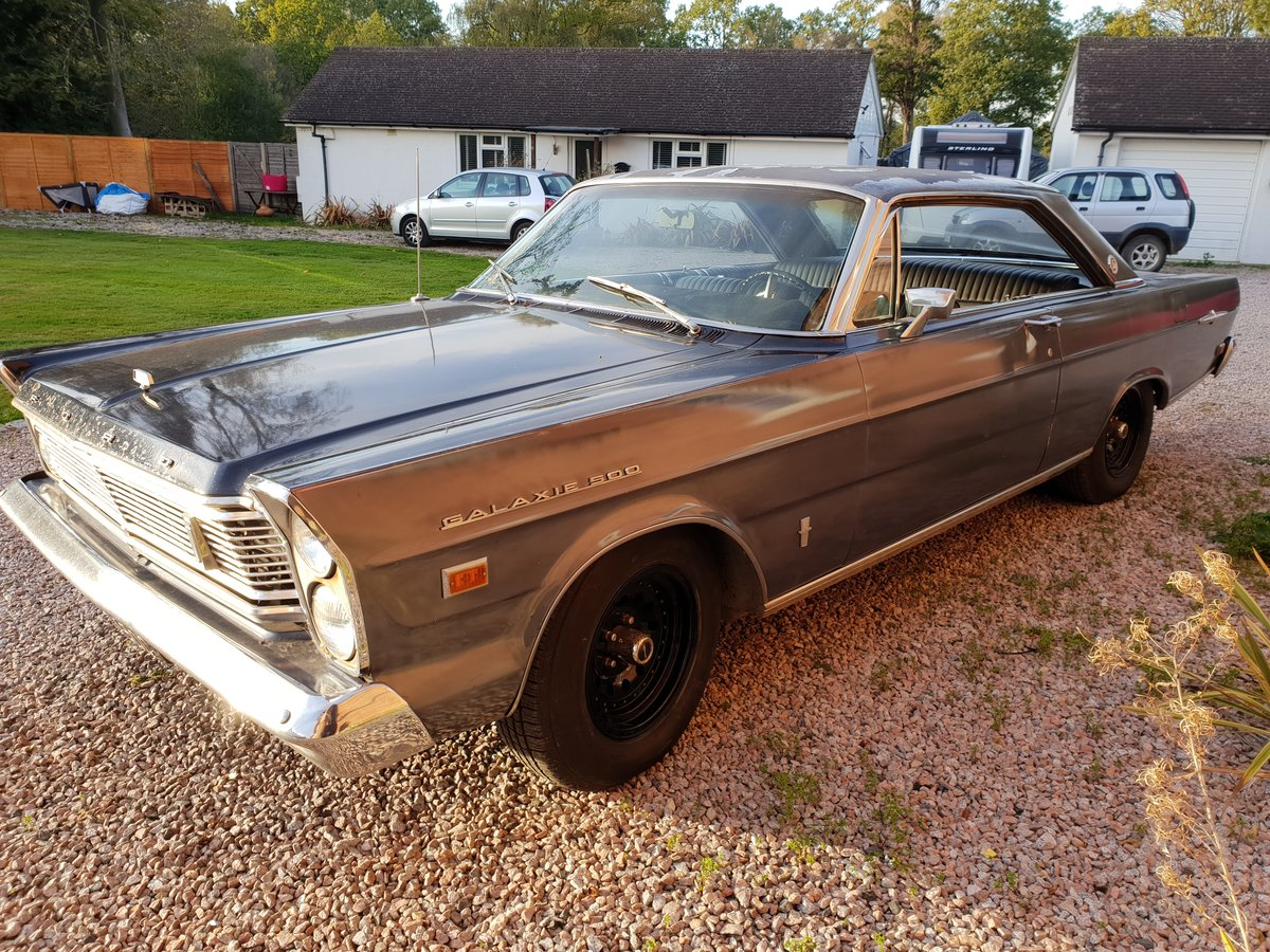 1965 Ford galexie 500 Ltd 390 big block motor  For Sale (picture 1 of 6)