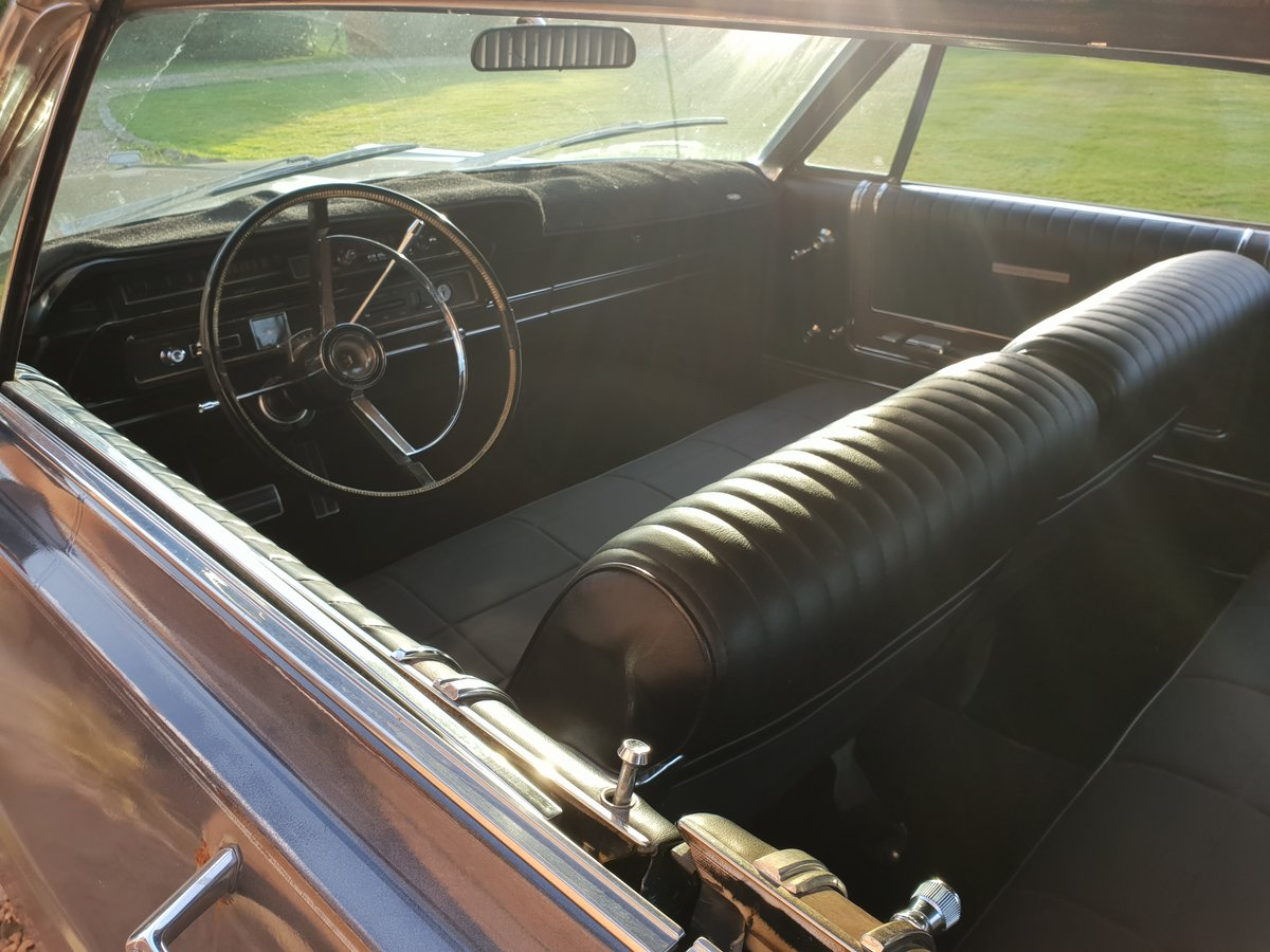 1965 Ford galexie 500 Ltd 390 big block motor  For Sale (picture 4 of 6)