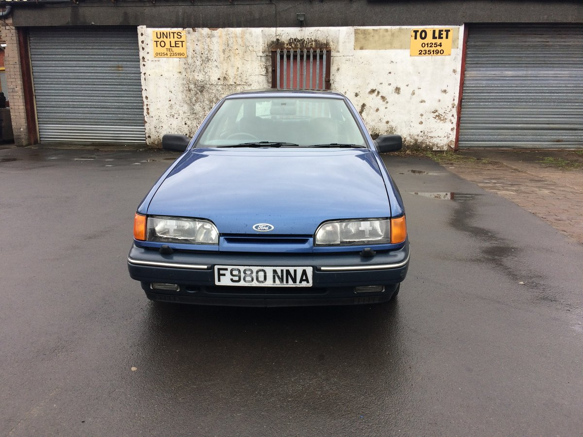 1989 granada 2 litre i ghia pinto engine For Sale (picture 1 of 6)
