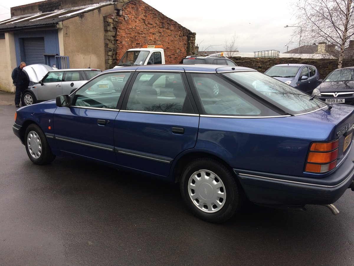 1989 granada 2 litre i ghia pinto engine For Sale (picture 2 of 6)