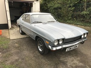 1974 Mk1 Capri 2.8 cologne LHD up date !