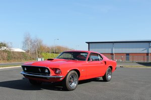 1969 Mustang Sportsroof 302 V8 Auto For Sale