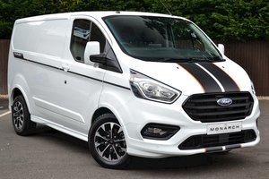 2019/19 Ford Transit 310 Custom L1H1 Sport 2.0TDCi 170PS For Sale