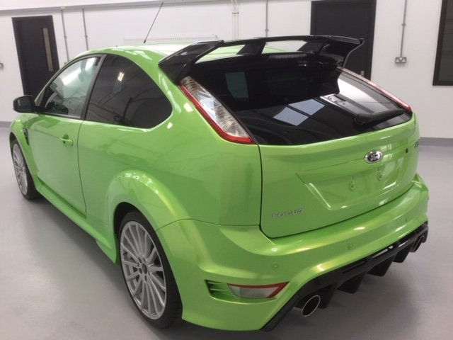 2009 Ford Focus RS MK2 23,000 Miles,  Exceptional Condition SOLD (picture 2 of 6)