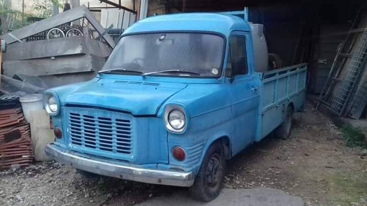 FORD TRANSIT RARE CLASSIC BARN FIND 1972 FORD TRANSIT MK1 PI For Sale (picture 1 of 5)