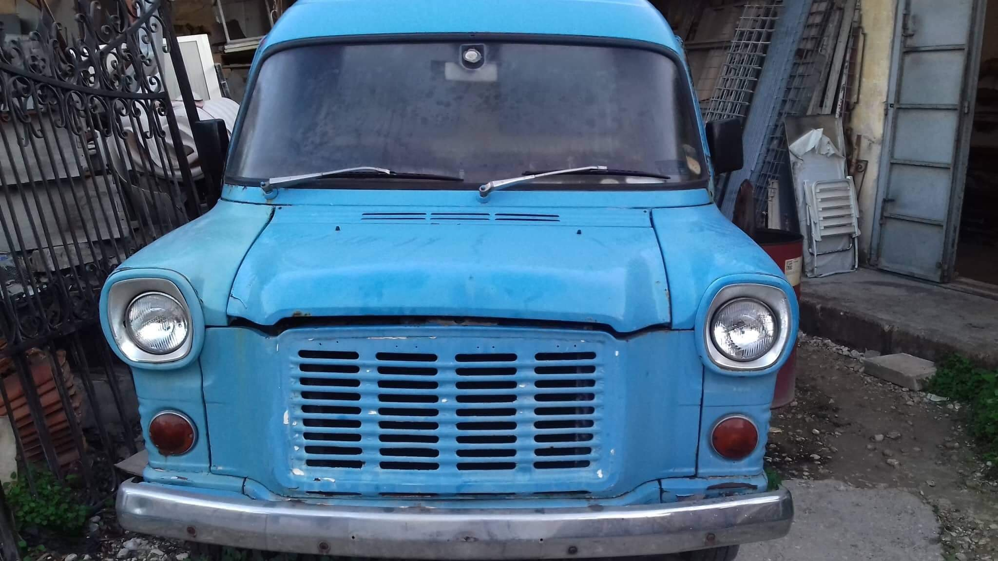 FORD TRANSIT RARE CLASSIC BARN FIND 1972 FORD TRANSIT MK1 PI For Sale (picture 3 of 5)