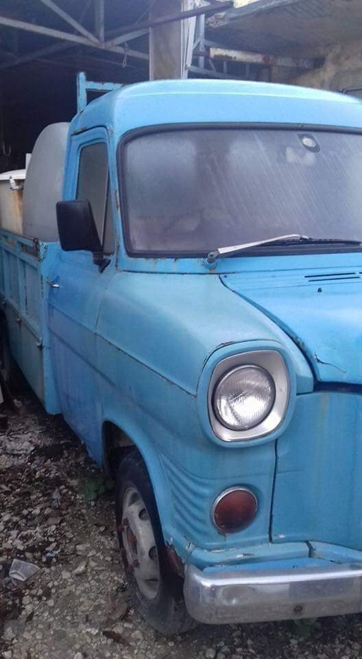 FORD TRANSIT RARE CLASSIC BARN FIND 1972 FORD TRANSIT MK1 PI For Sale (picture 4 of 5)