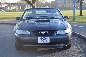 1999 FORD MUSTANG 3.8 V6 Manual For Sale