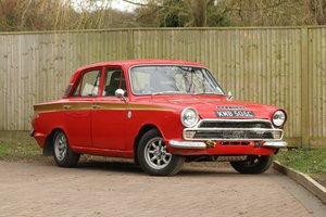 1965 Ford Cortina 1500GT FIA papers SOLD