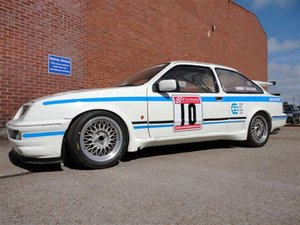 1986 Ford Sierra RS500 Cosworth Race Car For Sale by Auction