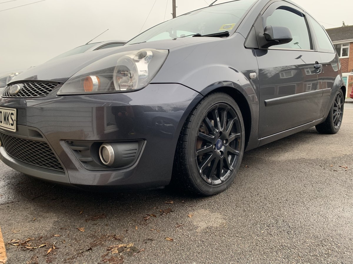 2007 Fiesta zetec-s 1.6tdci Modified Stage 1 converted  SOLD (picture 3 of 6)