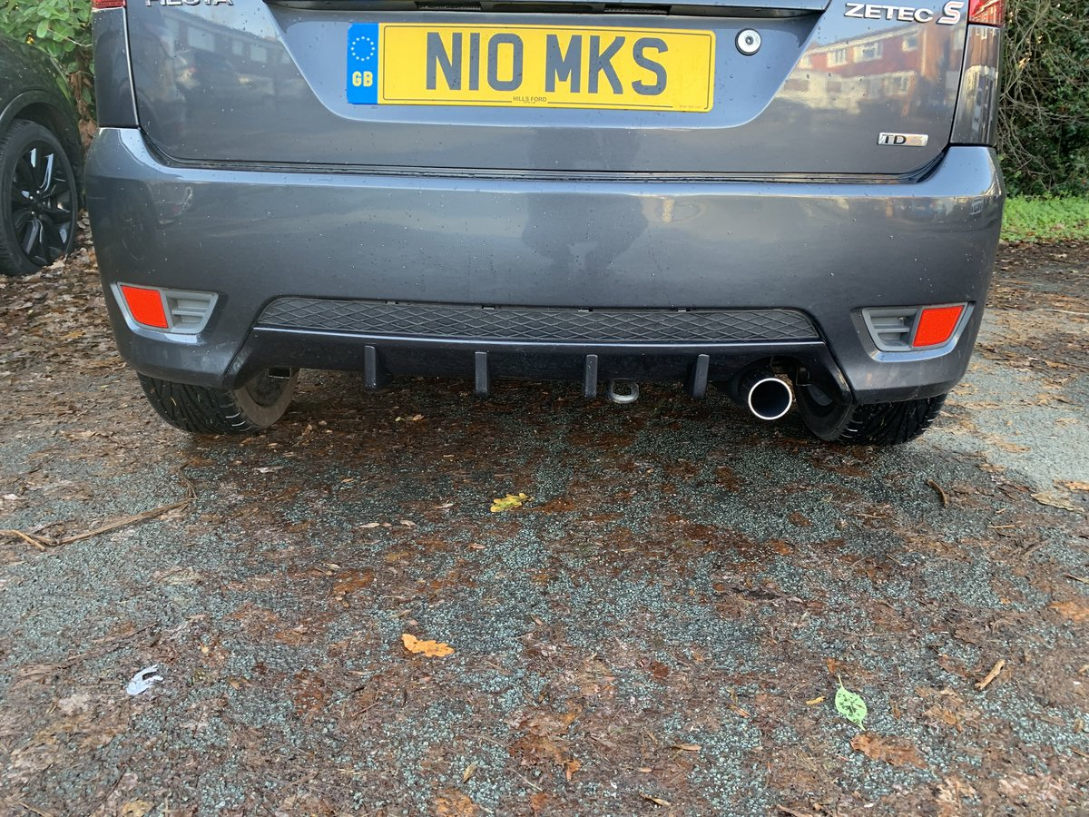 2007 Fiesta zetec-s 1.6tdci Modified Stage 1 converted  SOLD (picture 6 of 6)
