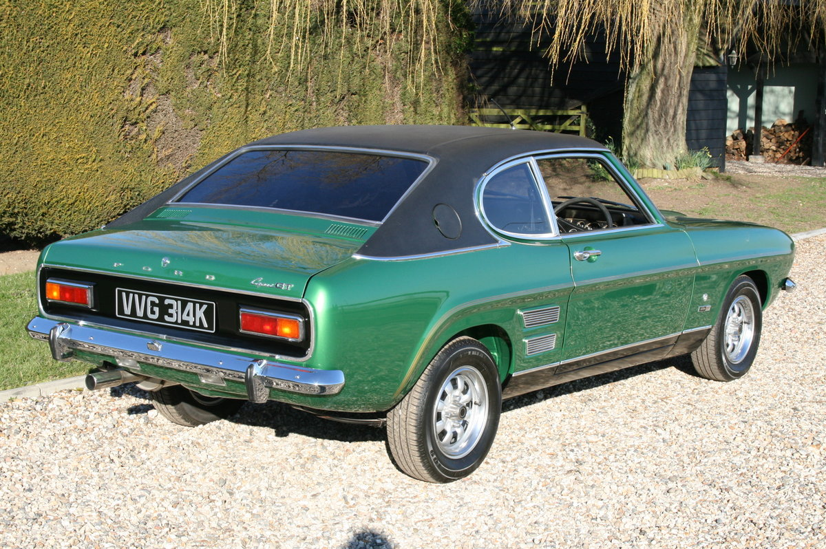 1972 Ford Capri and all Classic Fords  Wanted (picture 2 of 6)