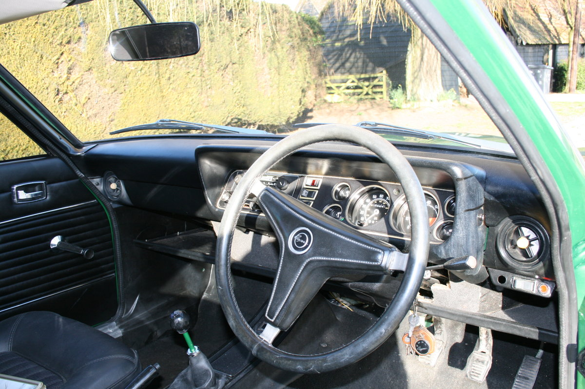 1972 MK1 Ford Capri 1600 GT XLR SVO.Very rare.Stunning Condition  For Sale (picture 3 of 6)