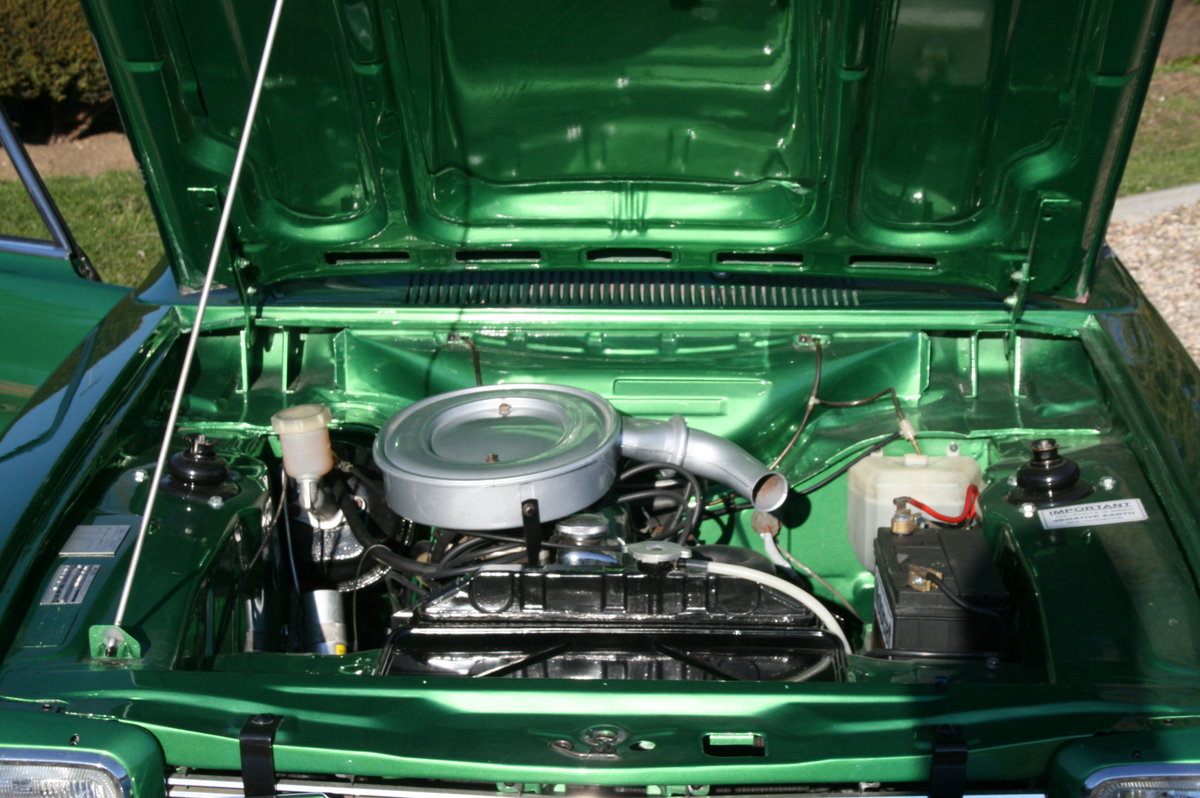 1972 MK1 Ford Capri 1600 GT XLR SVO.Very rare.Stunning Condition  For Sale (picture 4 of 6)
