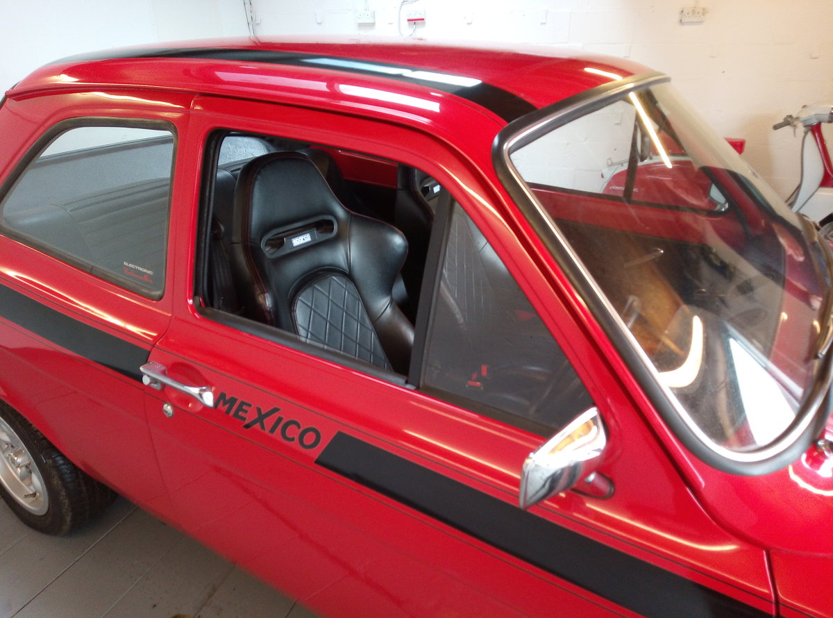1972 FORD ESCORT 1600 MEXICO  BUILT TO PERFECTION  For Sale (picture 2 of 6)