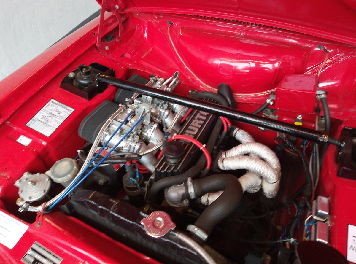 1972 FORD ESCORT 1600 MEXICO  BUILT TO PERFECTION  For Sale (picture 3 of 6)
