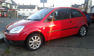 2003 TIDY FORD FIESTA 1.4 V GOOD CONDITION SOLD