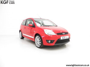 2005 A Ford Fiesta ST150 with 36,813 Miles and One Lady Owner SOLD