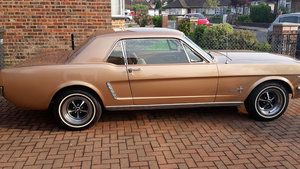 Ford Mustang 1965 V8 Automatic For Sale