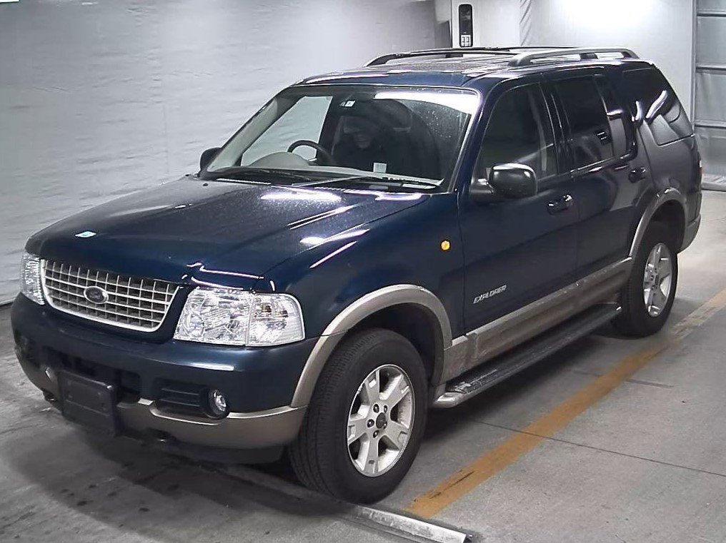 2004 FORD EXPLORER 4.6 EDDIE BAUER AUTOMATIC * 7 SEATER 4X4  SOLD (picture 1 of 6)
