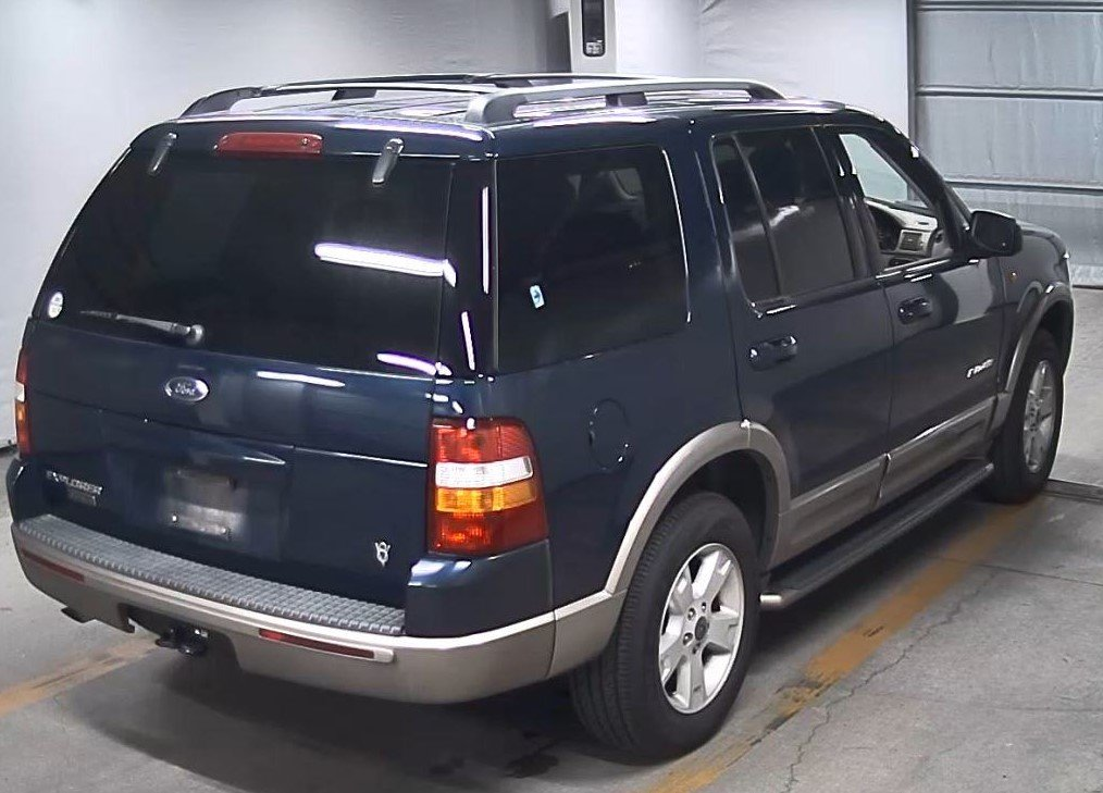 2004 FORD EXPLORER 4.6 EDDIE BAUER AUTOMATIC * 7 SEATER 4X4  SOLD (picture 3 of 6)