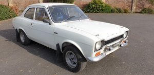 **MARCH AUCTION**1972 Ford Escort Mexico For Sale by Auction