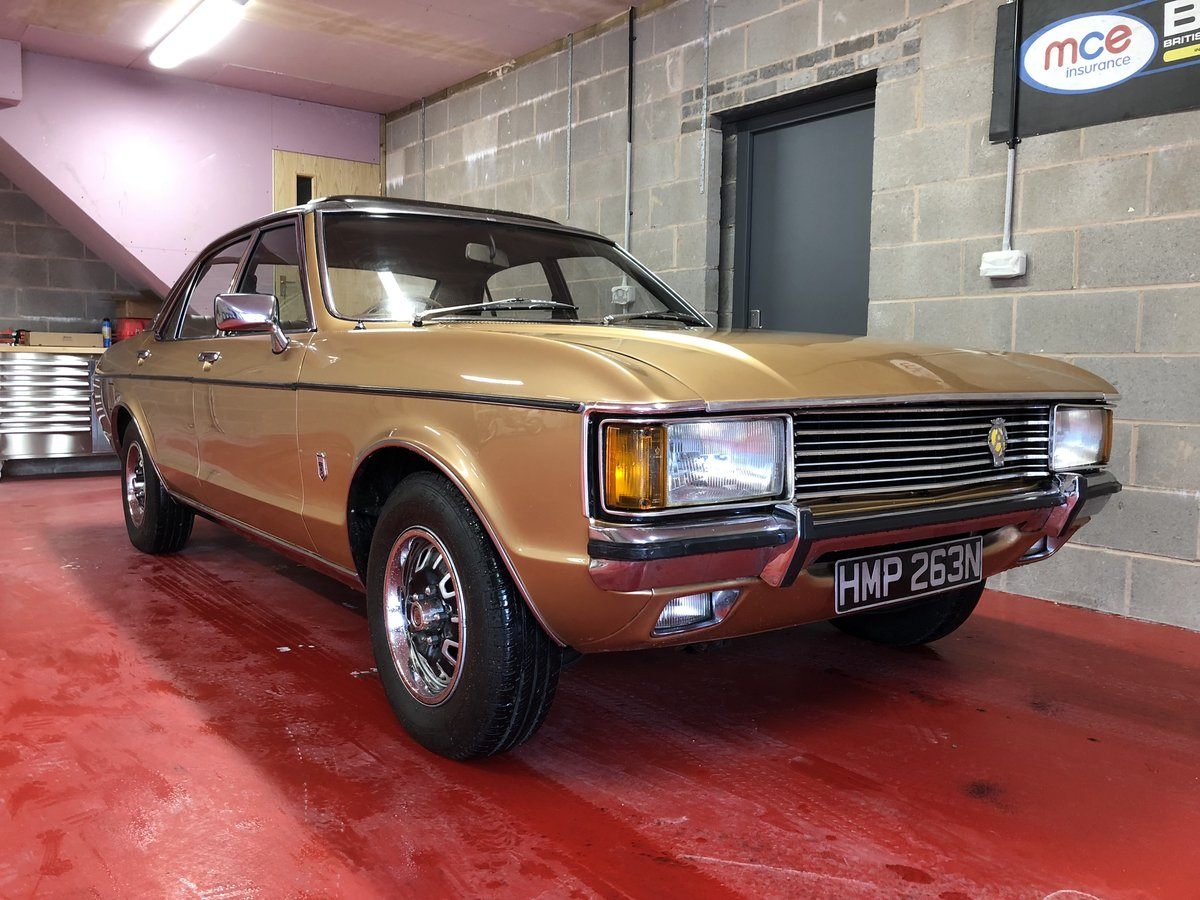 FORD GRANADA V6 3.0 GXL1975 GXL MINTER 60K MILE OFFERS PX For Sale (picture 2 of 6)