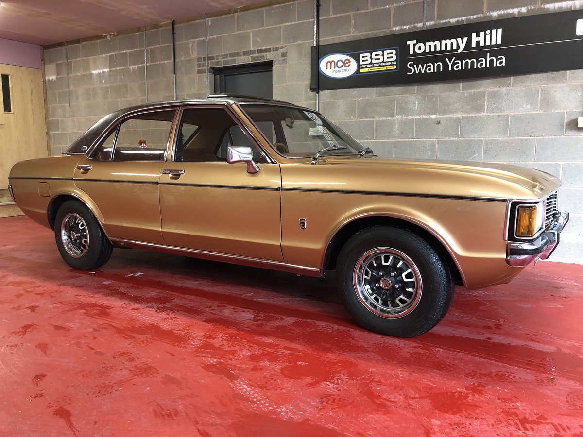 FORD GRANADA V6 3.0 GXL1975 GXL MINTER 60K MILE OFFERS PX For Sale (picture 4 of 6)