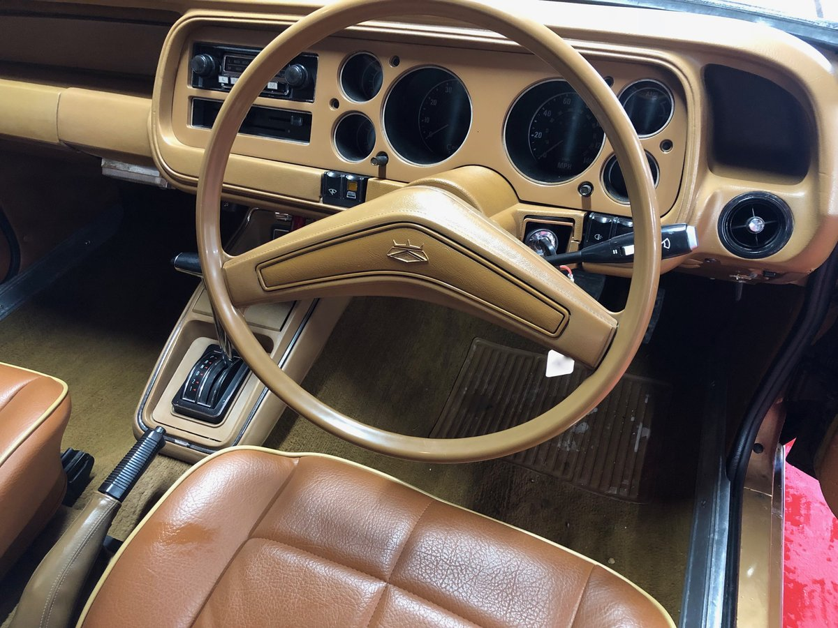 FORD GRANADA V6 3.0 GXL1975 GXL MINTER 60K MILE OFFERS PX For Sale (picture 6 of 6)