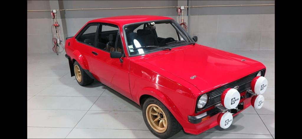 1980 Ford Escort Mk2 Gr.4 LHD For Sale (picture 1 of 6)