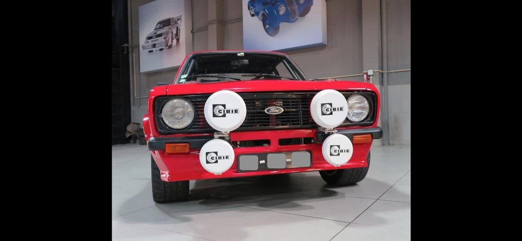 1980 Ford Escort Mk2 Gr.4 LHD For Sale (picture 4 of 6)