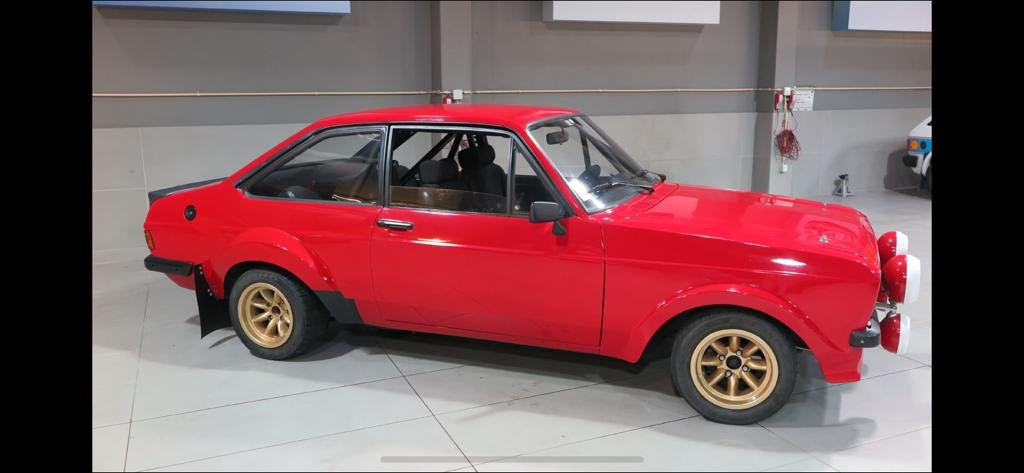 1980 Ford Escort Mk2 Gr.4 LHD For Sale (picture 6 of 6)