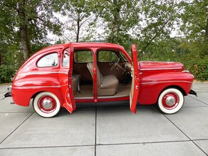 1941 Ford Super Deluxe Restored(~)Tan driver $22.5k