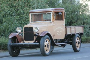 Ford Model AA Truck Pick Up, 1931 SOLD