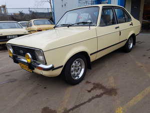 1980 Ford Escort Mk2 1.6 GL For Sale