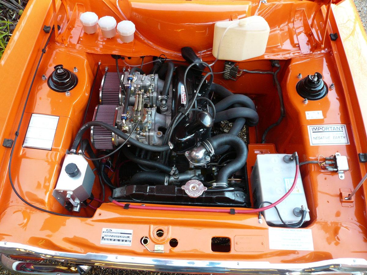 Mk1 Escort AVO Tramp Bars TwinCam Mexico RS1600
